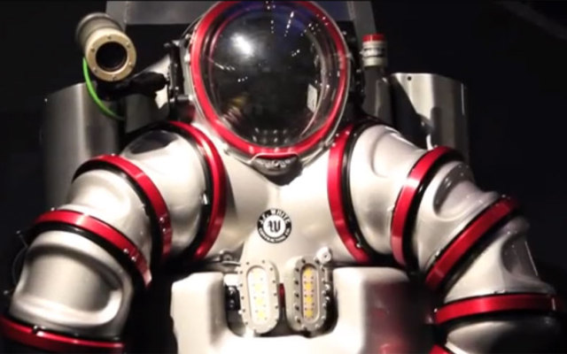 A New Diving Suit Might Help Find The Cure For Cancer