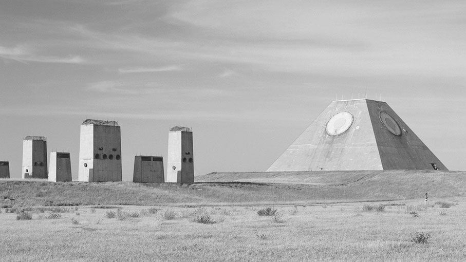 Bet You Didn't Know There's a Secret Government Pyramid in North Dakota