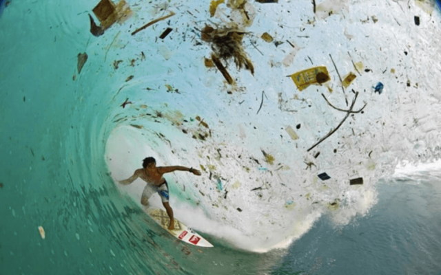 A Teenager Has a Genius Plan to Clean up the Oceans