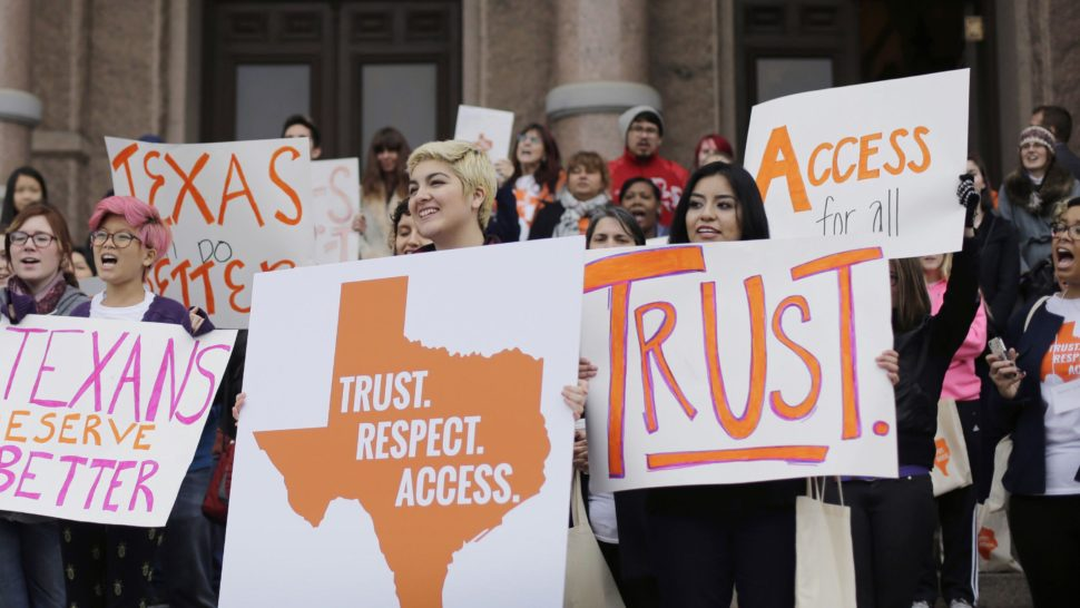 Can Three Tough Female Justices Transform Texas' Abortion Laws?