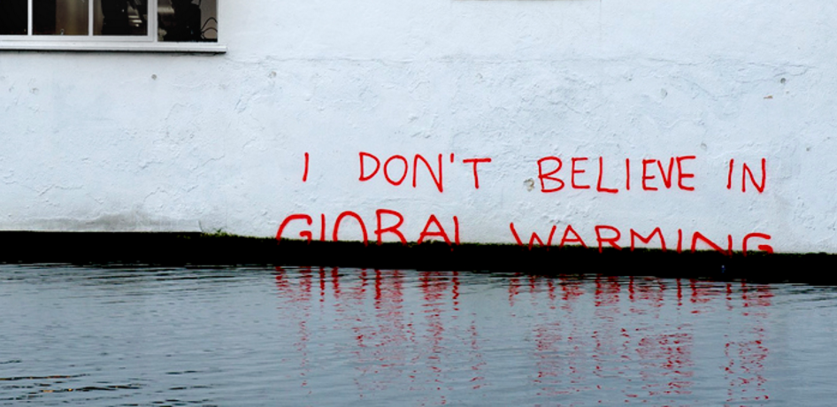Why Some People are Still in Denial Over Climate Change & Evolution
