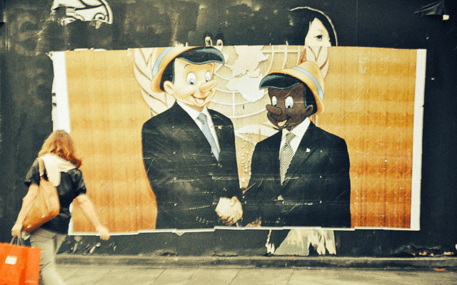 This Street Artist is Stirring Controversy With His Thought-Provoking Work