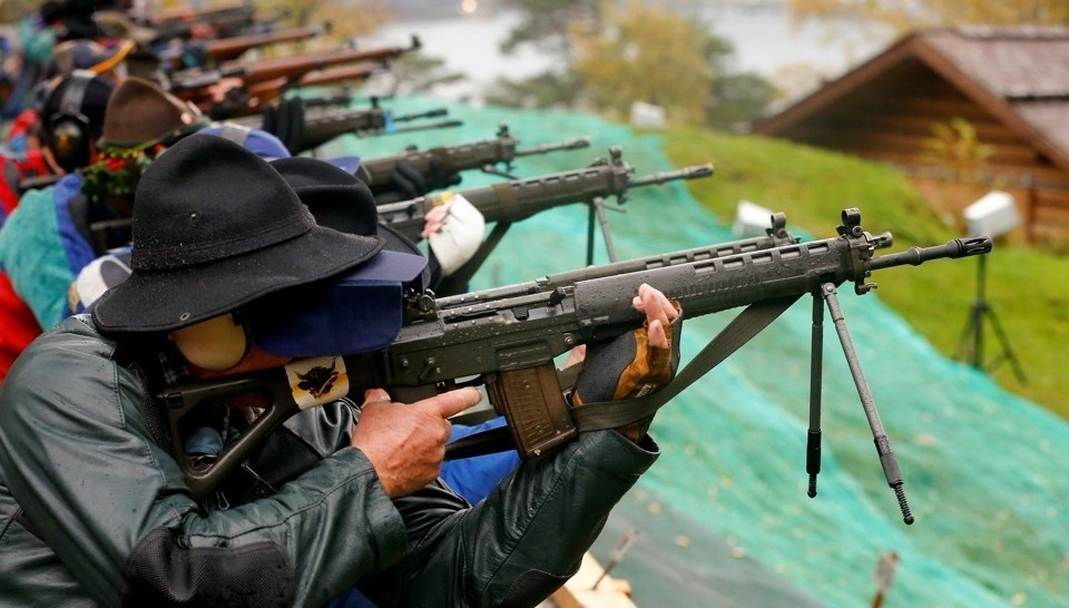 Tons of Guns, But No Mass Shootings: What We Can Learn From the Swiss