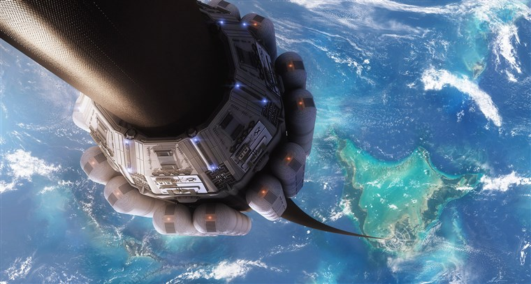"""Space Elevator"" is Looking More and More Like a Reality"
