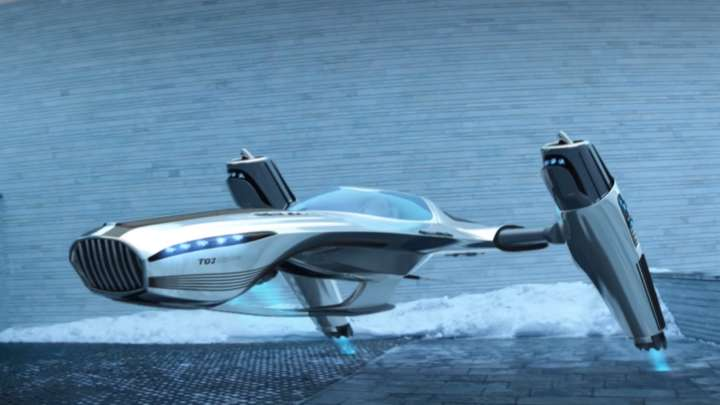 MIT Just Created a Star-Trek Style Aircraft That Flies Without Fuel