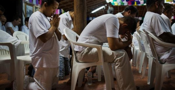 These Prisons Are Experimenting with Ayahuasca. Is it Working?