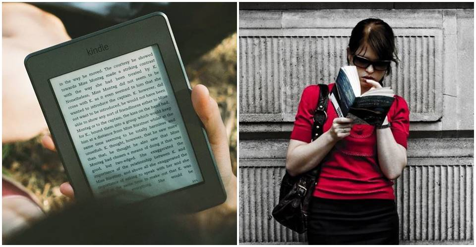 Scientists Explain Why We Should Ditch Kindles and Get Back to Paper Books
