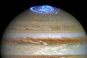 Jupiter's Brilliant Auroras Are Some Of The Most Stunning Sights In The Solar System